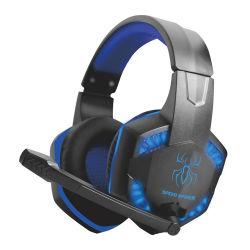 Auriculares estéreo para auscultadores para jogos G2000 Jogos LED Fone de ouvido com microfone