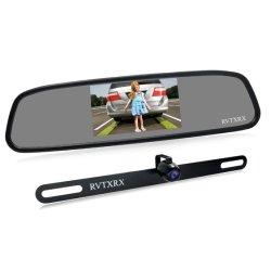 4.3インチTFT LCD車の背面図ミラーのカラー・モニタ