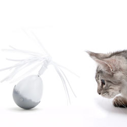 Eco 친절한 OEM 새로운 전자 대화식 지능적인 고양이 찰상 공 애완 동물 장난감