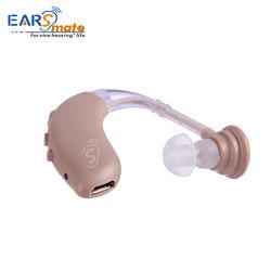 За ухом аккумулятор для слуховых аппаратов потери слуха