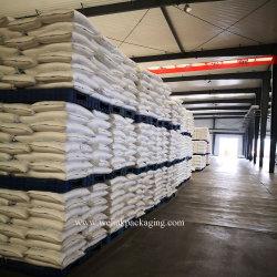 Commerce de gros de bonne qualité de 50kg PP tissés sac sac en plastique de couleur