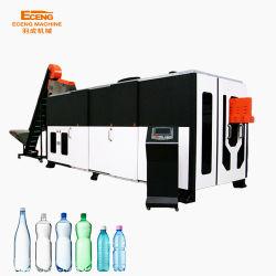 Il macchinario di plastica dello stampaggio mediante soffiatura della bottiglia di acqua dell'animale domestico automatico/può contenitore che fa la macchina