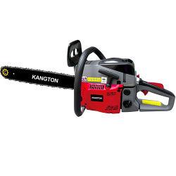 """Kangton 18 """" 50cc 2 Kettingzaag van de Benzine van de Scherpe Machine van de Kettingzaag van de Benzine van de Keten van het Begin van Slagen de Gemakkelijke Lange Houten"""