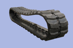Exkavator-Spur-Gummispur für Aufbau-Maschinerie oder Bauernhof-Maschinerie