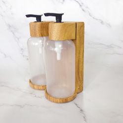 فندق [ليقويد سب] [بوتّل هولدر] زبد مضخة زجاجة مع حامل