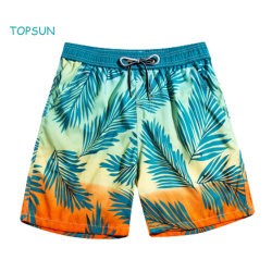 Men's & Women's Couple Shorts Classique décontracté Mettre en place le cordon de serrage de la plage d'été des courts-circuits avec ceinture élastique et poches