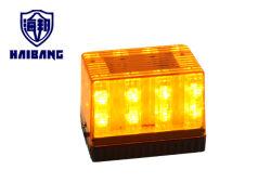 Advertencia de la luz de faro de luz estroboscópica LED AZUL/ Luz de alarma de seguridad