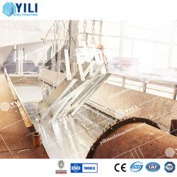 ASTM A36 هيكل فولاذي مُصنَّع مسبقًا/هيكل H HM HN I Beam (الشعاع