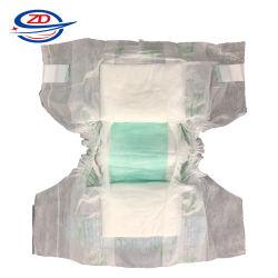 Chiffon Sleppy de grade B Premium couche de bébé Baby Kiss Baby Diaper fournisseur Diaper Nappies Commerce de gros en Chine