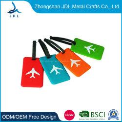 تصميم جديد تصميم مخصص على شكل نجوم ناعم PVC علامة الأمتعة المقبولة OEM/ODM والخشب مواد ثقيلة بطاقات الأمتعة (42)