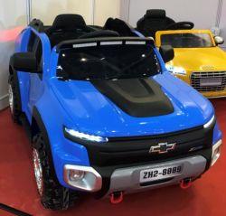 Chevrolet ha conceduto una licenza al giro elettrico dell'automobile del giocattolo dei capretti sull'automobile