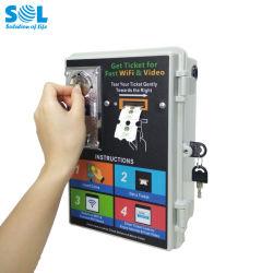 사업 기회 2019 버스를 위한 동전에 의하여 운영하는 통신망 비디오 서버 4G 대패