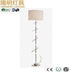 Licht van het Hotel van de spiraalvormige LEIDENE van de Strook Lamp van de Vloer het Bevindende