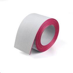 UL2651 gris et rouge bord câble ruban plat
