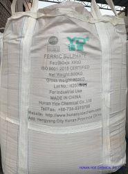 Het internationale Hoge Fe3+ Stollingsmiddel van het Sulfaat van de Inhoud NSF Certifed Ijzer voor Staalfabriek