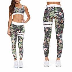 Frauen-Yoga-Kleidungs-Trainingsnazug-hohes Elastizität-Trainings-Kleidung-Sportkleidung-Sport-Gamaschen-Eignung-Kleid-Betrieb-Abnützung-Training, das Activewear rüttelt