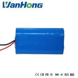 6600mAh- Pak van de Batterij van 10200mAh 3.7V 18650 het Li-Ionen/de Navulbare lithium-IonenPakken van de Batterij/het Cilindrische Pak van de Batterij van het Pak van de Batterij/Lithium voor e-Hulpmiddelen