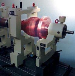 Schenck Welle-balancierende Maschine Hgw