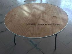 Tables pliantes en contreplaqué
