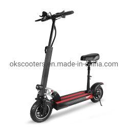 10インチ2000Wのシートが付いている屋外の電気移動性のスクーター