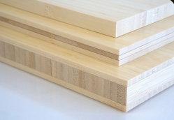 Solid Bamboo de bord pour le mobilier