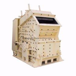 Usine de broyage d'impact concasseur mobile pour la ligne de production de pierre de sable