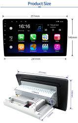 شاشة نقل مشغل DVD للسيارة بحجم 1006 Universal بحجم 1DIN بنظام Android مشغل موسيقى ستريو Android Auto مع BT Car Vdeo