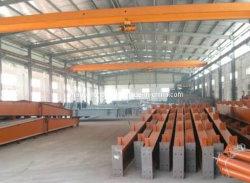 Pre diseñado los edificios industriales edificios de acero de OEM y el proceso de fabricación personalizadas (BR00077)