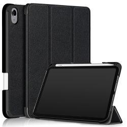 غطاء جديد من الجلد القابل للطي مع علبة حامل القلم لمدة iPad Mini 6 8.3 بوصة 2021 الجيل السادس