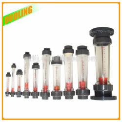 Flansch-flüssiges Gefäß-Rotadurchflussmesser-Luft-Plastikwasser-preiswertes Strömungsmesser