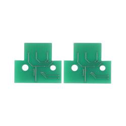 Puce de toner compatible pour Lexmark CS421/CS521/CX421 de la puce de la cartouche d'imprimante