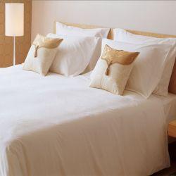 Hotel de lujo, ropa de cama Set edredón nórdico, Sábana