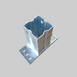 المثبتات المثبتة وتركيبات المكونات ألواح القاعدة الفولاذية لقنوات الدعامات وتركيبات القنوات والدعامات