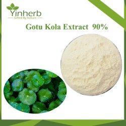 Natural 100% Puro Gotu Kola / Extracto de Centella asiática extracto vegetal en polvo el precio fob en el precio de referencia