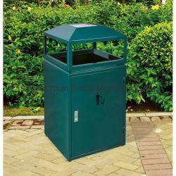 Venda Direta de fábrica de aço inoxidável de alta qualidade caixote do lixo