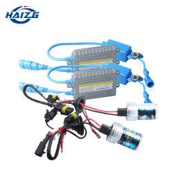 مصباح HID HID H4 H7 H7 LED للسيارة HID Lighting DC طقم HID بقدرة 55 واط للمصابيح الأمامية H4 HID Xenon 55W HID الثقل الموازن