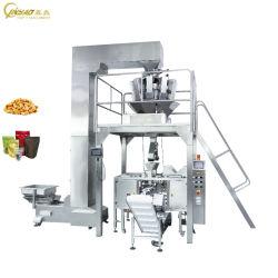 Saco de alimentos sólidos automática máquina de embalagem de flocos de milho da máquina de embalagem