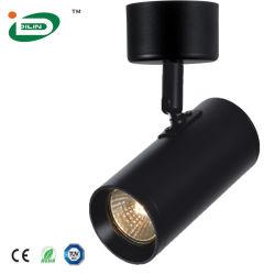 Cer RoHS TUV Spur-Befestigung des Bescheinigungs-Standarddecken-Lampen-Punkt-LED mit GU10/MR16