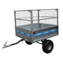 농장 트레일러 중국 제조자에서 야영 기계 트랙터 궤도 트럭 덤프 팁 주는 사람 ATV 알루미늄 실용적인 트럭 작은 2 바퀴