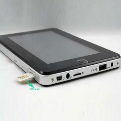 """7 """" Tablet PC avec emplacement pour carte SIM & Android 2.2 (WF-70R6)"""