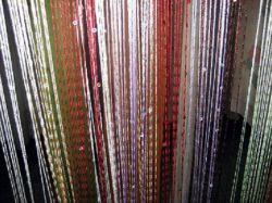 Cortina de string com Sequin ou cordão (FDX003)