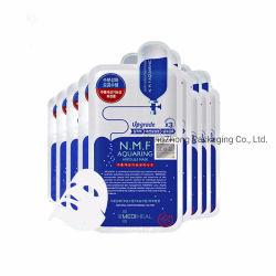プラスチック包装袋はマスクのためのジッパーロック袋の特別な整形袋を立てる
