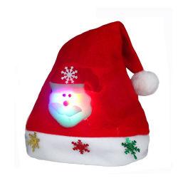 Light의 맞춤형 LED 크리스마스 모자