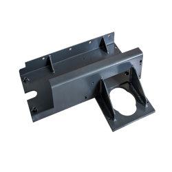 Custom Steel Estampage de flexion de pièces de service de découpe laser Métal Métal Métal en feuille de transformation de la soudure de pièces