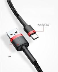 precio de fábrica un cable USB cable de datos para el teléfono una carga rápida