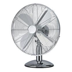 Bureau métallique ventilateur Ventilateur de table ordinateur de poche de ventilateurs électriques 12/16 pouces All-Metal fer CE/CB/GS/ELT/EMC/RoHS 3/4/5 lames de métal