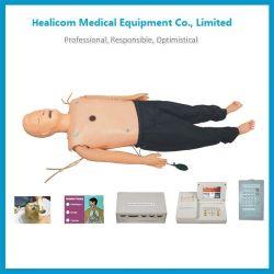 ALS H800A de alta calidad de maniquí de entrenamiento de habilidades integrales de emergencia/Maniqui/Dummy