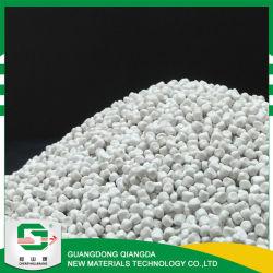 Los gránulos de carbonato de calcio utilizado PP o PE