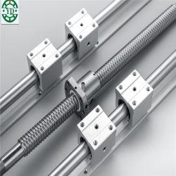 Вертикальный трубопровод подшипника LM25uu/Aj/Op подшипника линейного перемещения вала 25мм