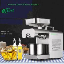 Máquina de hacer cosmética el aceite de sésamo prensa de aceite mecánica
